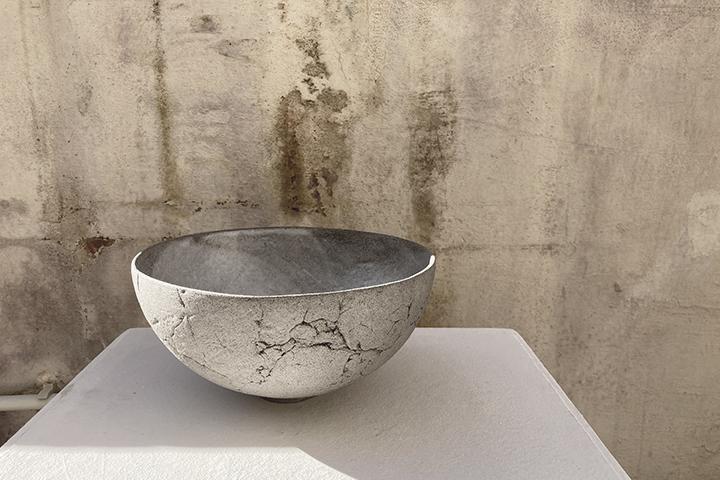 Mani bowl No4, Grey