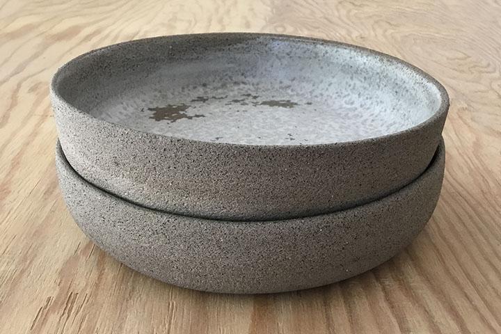 Pasta Bowl, Grey