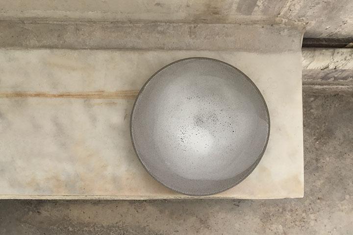 Small Salad bowl, grey